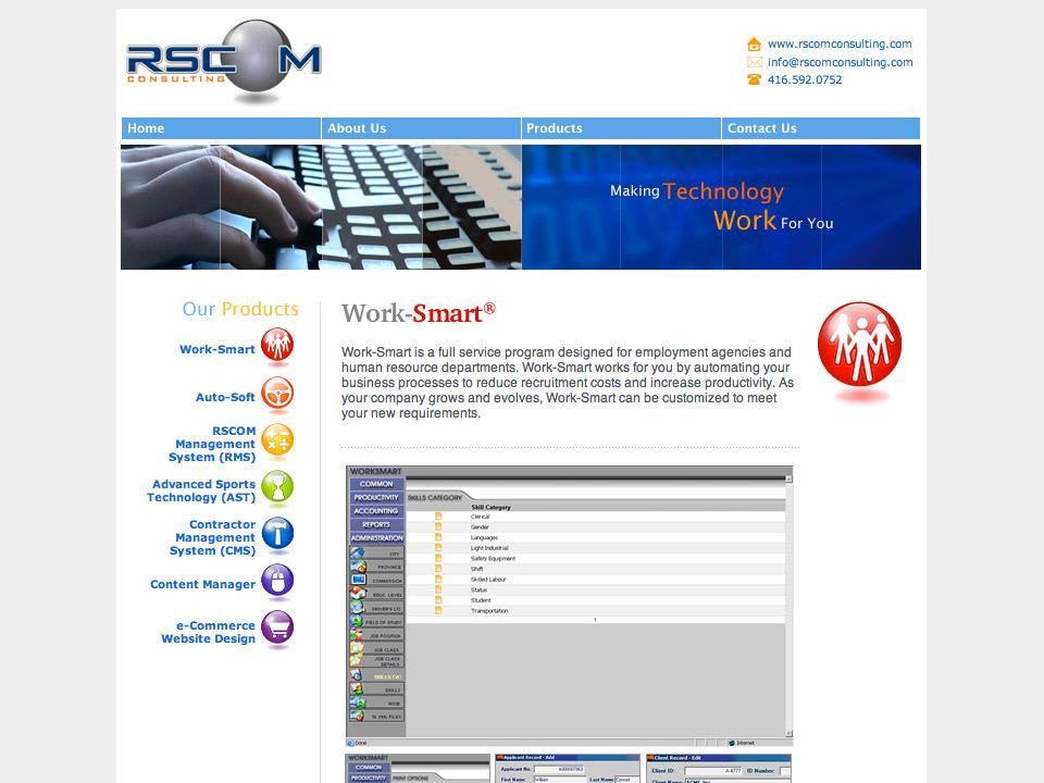 Rscom teknikulay graphic design studio manila subic for Consulting website