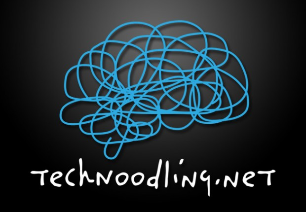 Logo Design for Technoodling by Teknikulay Graphic Design Studio