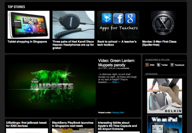 Technoodling WordPress CMS Development by Teknikulay Graphic Design Studio