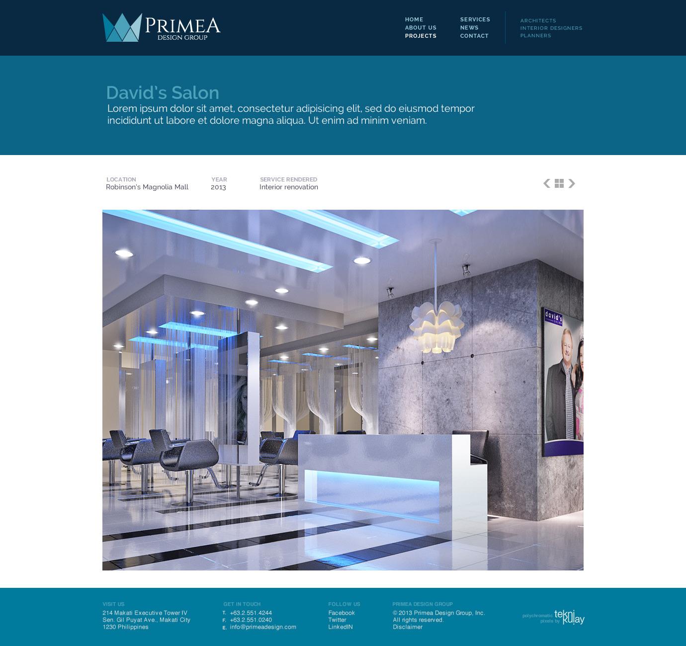 Primea design group